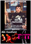 Arturo Bassick's (of The Lurkers + 999) 'Punktry and Western Bonanza' + Eastfield + Hollywood Doll - Live at Bar Lambs, Westcliff-on-Sea, Essex - Friday May 28th, 2010 - Poster