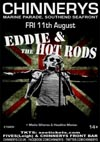 Eddie & The Hot Rods + The Media Whores + Headline Maniac - Live at Chinnerys, Southend-on-Sea, Essex, Friday August 11th, 2017