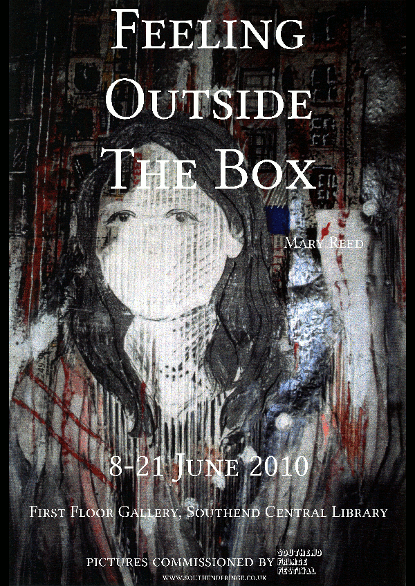 Feeling Outside The Box at Central Library, Southend - Free Entry