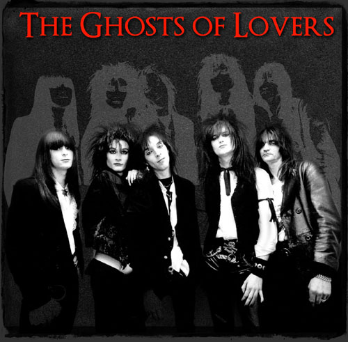 The Ghosts of Lovers - 'The Ghosts of Lovers' - CD