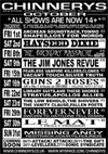 The Jim Jones Revue - Live at Chinnerys - 09.10.10