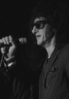 John Cooper Clarke - Live at The Railway Hotel - 28.09.11