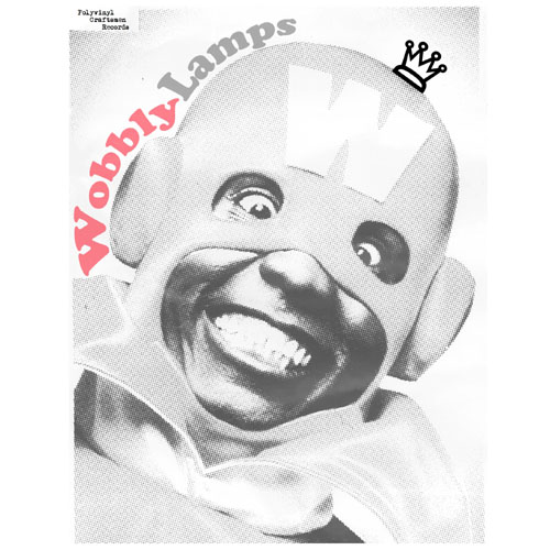 "Wobbly Lamps - 7"" EP (Polyvinyl Craftsmen Records)"