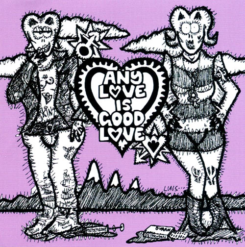 Various Artists: 'Any Love is Good Love' CD