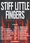 Stiff Little Fingers - Roaring Blaze Tour 2011 - Live at Chinnerys, Southend-on-Sea, 18.10.11