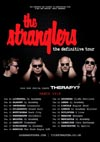 The Stranglers + Therapy? - Live at The Cliffs Pavilion, Southend-on-Sea, Essex - Tuesday March 20th, 2018