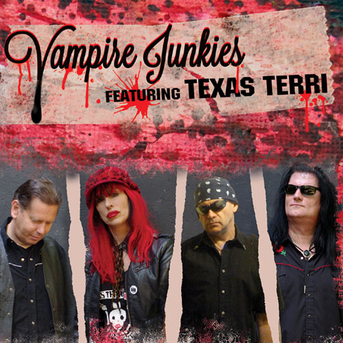 'Vampire Junkies Featuring Texas Terri' - CD