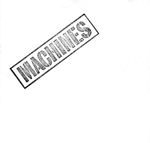 "The Machines - EP - Japanese Label '1977 Records' Limited Edition 7"" Vinyl Reissue"