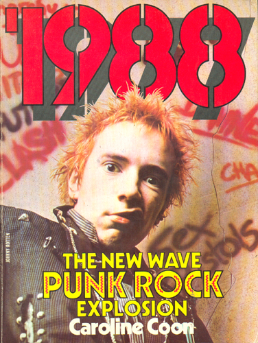 '1988 - The New Wave Punk Rock Explosion' - Caroline Coon