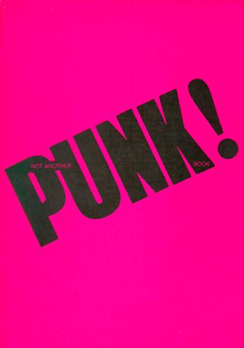 'Not Another Punk Book' by Isabelle Anscombe