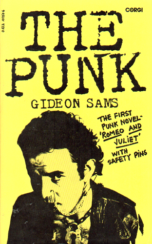 'The Punk' by Gideon Sams