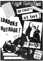 Londons Outrage - Care of The Dave Tulloch Archive