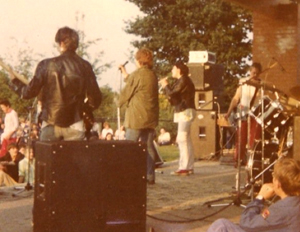 The Vandals - Live in Gloucester Park, Basildon - 20.08.78