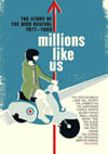 'Millions Like Us: The Story of the Mod Revival 1977-1989' - Various Artists - 4 CD Box Set