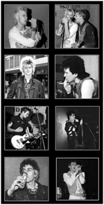 Southend Punk Rock History 1976 - 1986: Click here to order these photographs from Photobox