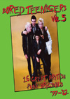 Bored Teenagers Volume Five - Various Artists - (Bin Liner Records) - Features x3 Tracks by The Vicars