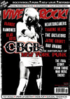 Vive Le Rock - Issue 14 - September / October 2013 - Plus Free 15 Track Covermount CD