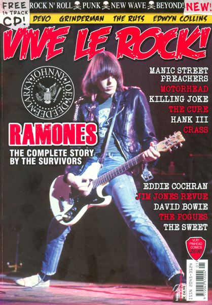 What Is Voodoo >> Vive Le Rock - Issue 1 - October 2010
