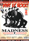 Vive Le Rock - Issue 9 - 2012 - Plus Free Damned / Madness Art Prints