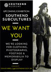 Southend Museums Upcoming Exhibition - 'Southend Subcultures' - 14.12.18 - 19.10.19