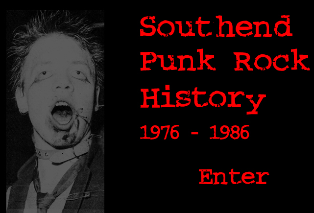 Southend Punk Rock History: 1976 - 1986