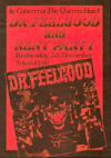 Dr. Feelgood & Rent Party - Live at The Queens Hotel, 1980's