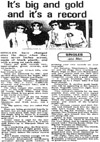'Generation X' - Evening Echo - 09.08.77