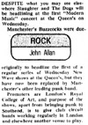 'Slaughter and The Dogs Gig Announcement' - Evening Echo - 25.07.77