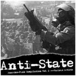 'Anti-State Anarcho Punk Compilation Volume 2', featuring 'The Plague' by The Sinyx. To order this item from Amazon.co.uk, click here.