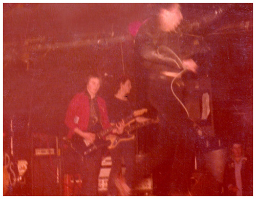 Deeno's Marvels - Deeno's Marvels - Live at The Marquee, London - Supporting The Suburban Studs - November 1977