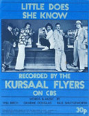 Kursaal Flyers - 'Little Does She Know' Sheet Music