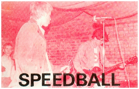 Speedball Jamming