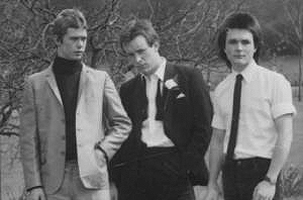 Sta-Prest Promo Photo - Geoff, Dick and Mick