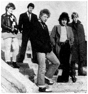 The Vicars - 1979